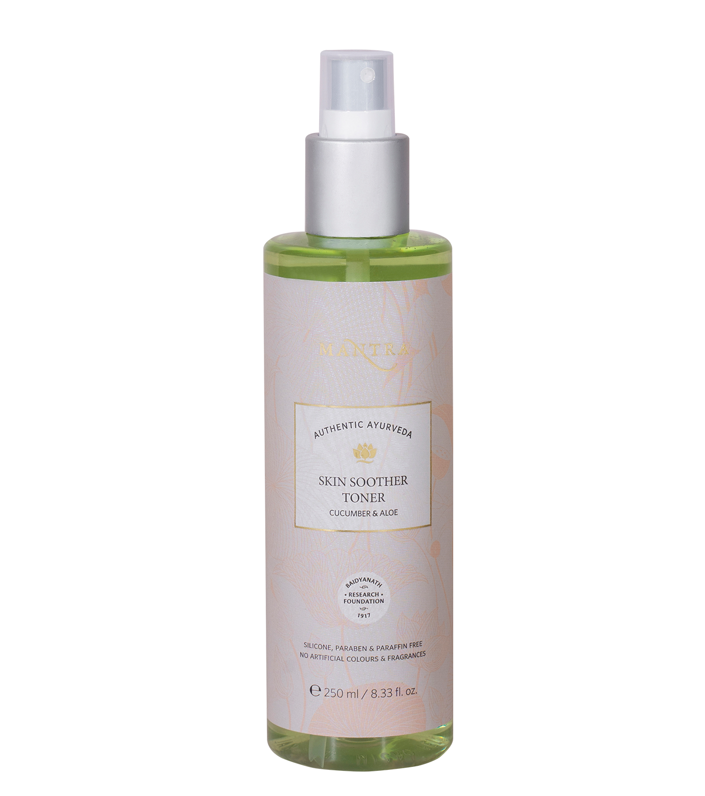 Skin Soother Toner   Cucumber & Aloe