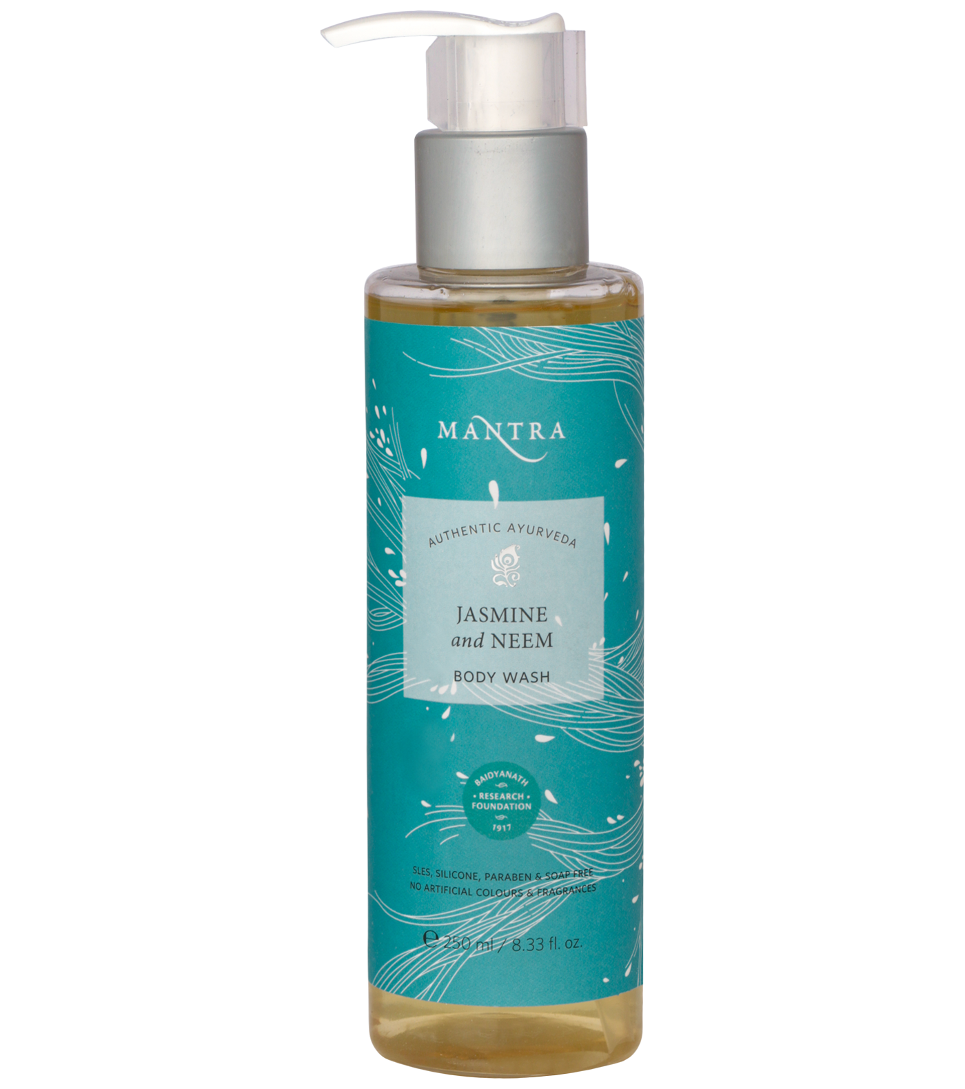 Jasmine And Neem Body Wash